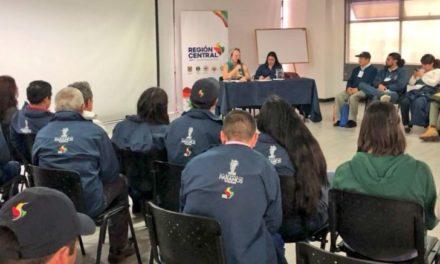Finaliza con éxito el primer encuentro regional de guardapáramos del país