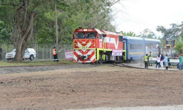 Desde hoy el tren vuelve a comunicar a Boyacá con Cundinamarca