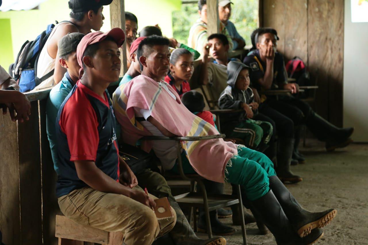 GALERíA – EN EL META COMUNIDADES INDÍGENAS CONOCIERON LA 'RUTA DE INTEGRACIÓN PARA LA PAZ'