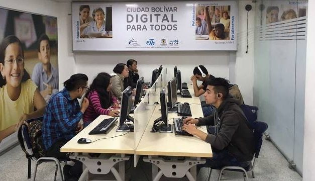 Bogotá es la ciudad que más avanza en materia de conectividad de toda Colombia