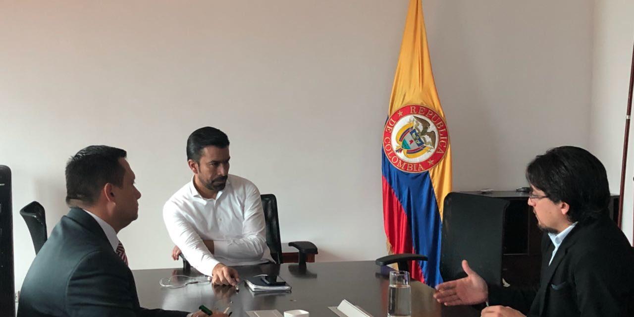 Avanza a toda marcha los proyectos de la Región Central y la Gobernación de Cundinamarca