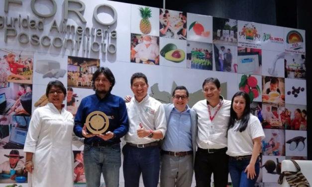 RECONOCIMIENTO ESPECIAL RECIBIÓ LA REGIÓN CENTRAL EN EL II FORO DE SEGURIDAD ALIMENTARIA