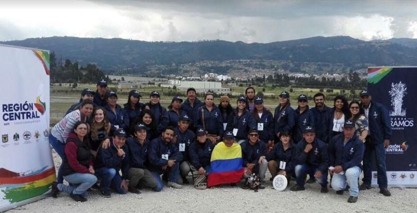 Primer encuentro regional de guardapáramos del país
