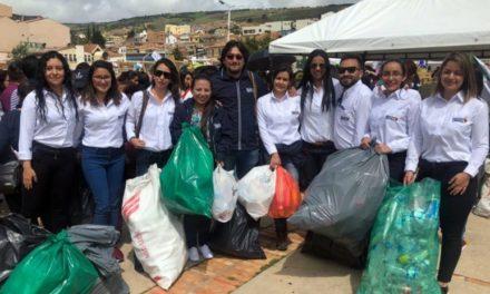 Boyacá cambia bolsas y envases plásticos por canastos solidarios con el medio ambiente