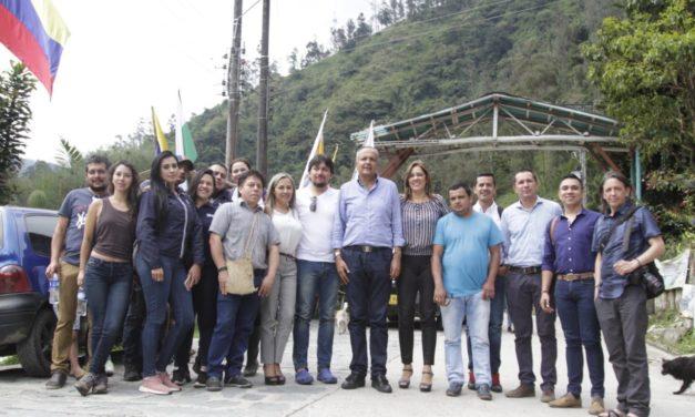 Gobernador del Tolima promueve la creación de nuevas rutas turísticas lideradas por la Región Central