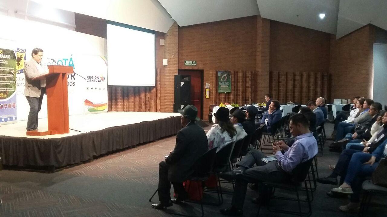Región Central trabaja en convenio con FAO para fortalecer la economía de los productos agrícolas