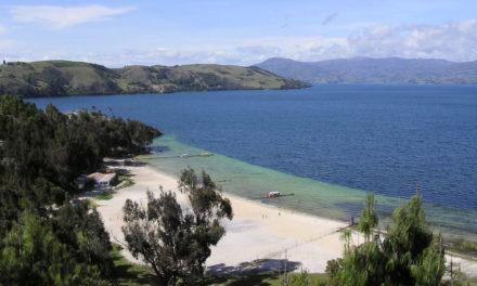 La Región Central rechaza las prácticas de perforación no convencionales en la Laguna de Tota
