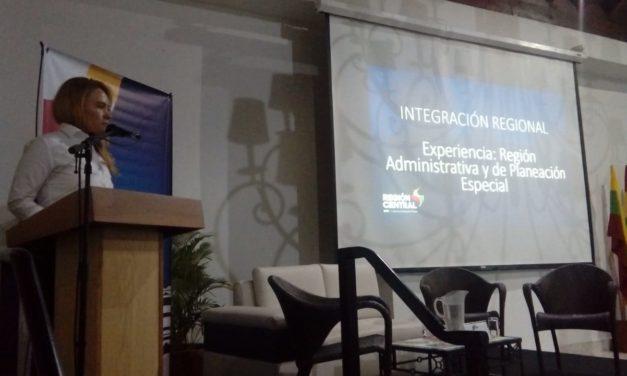 Región Central presente en el primer Foro Regional RAP Caribe