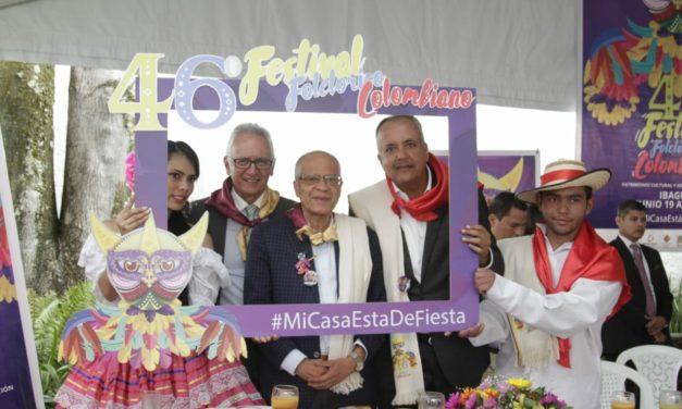 En Bogotá se disfrutó de los sabores del Tolima