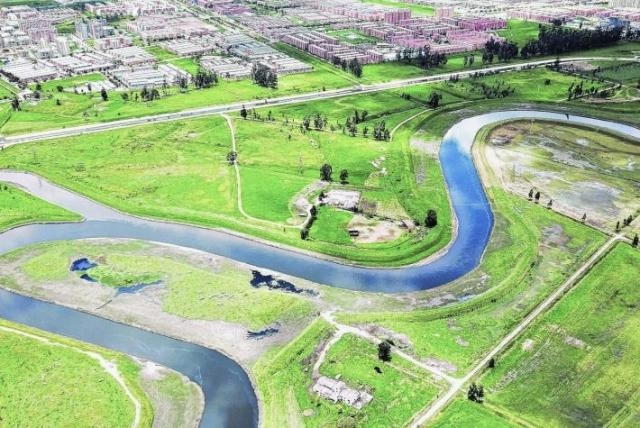 Con saneamiento del río Bogotá más vida, desarrollo y recreación