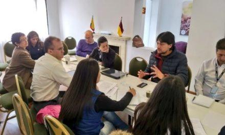 GOBIERNO DEPARTAMENTAL PARTICIPÓ EN LA SEGUNDA MESA AMBIENTAL SOBRE PÁRAMOS Y TRANSICIONALIDAD