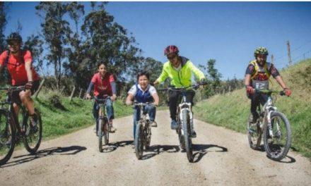'Biciregión' se toma a Boyacá y contará con nueva ruta turística