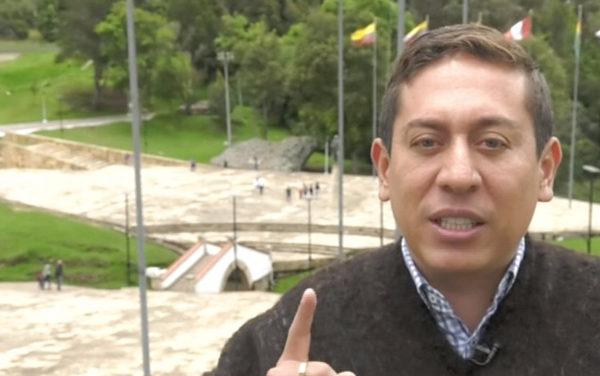 Gobernador Amaya envió agradecimiento a los colombianos y mensaje al gobierno nacional