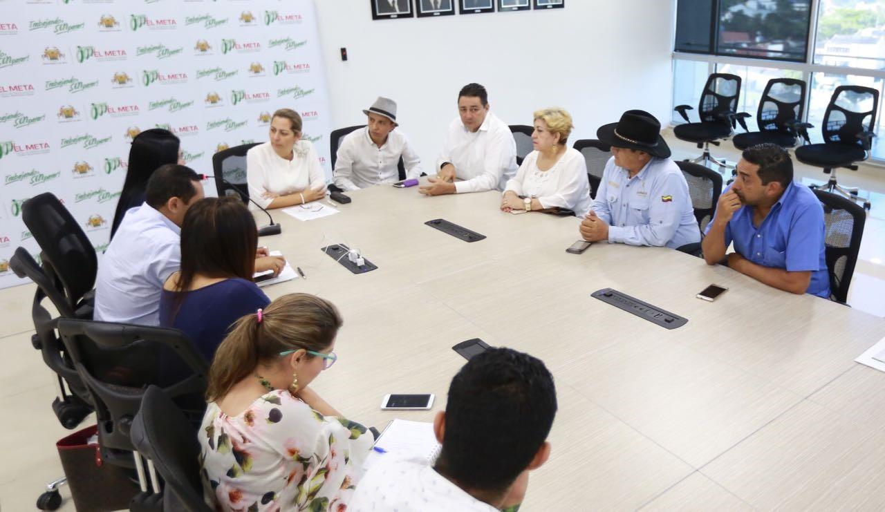 COMISIÓN ACCIDENTAL DE LA ASAMBLEA DEL META REALIZÓ MESA DE TRABAJO PARA ANALIZAR CRISIS DE LA VÍA AL LLANO
