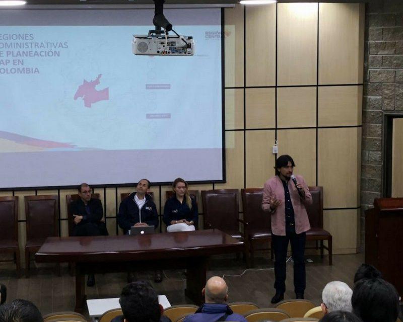 Exitoso encuentro entre Universidad Distrital y RAPE Región Central