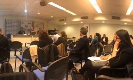 Ante el Grupo de Trabajo de la Plataforma EU-CELAC INNOV-AL Región Central representa a Colombia en Argentina