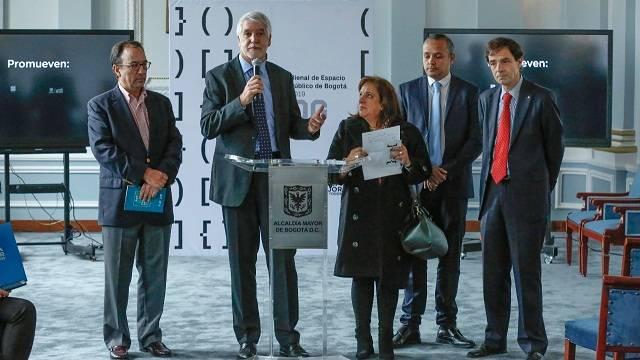 Alcaldía Peñalosa reconocerá con premio las mejores prácticas de mejora del espacio público.