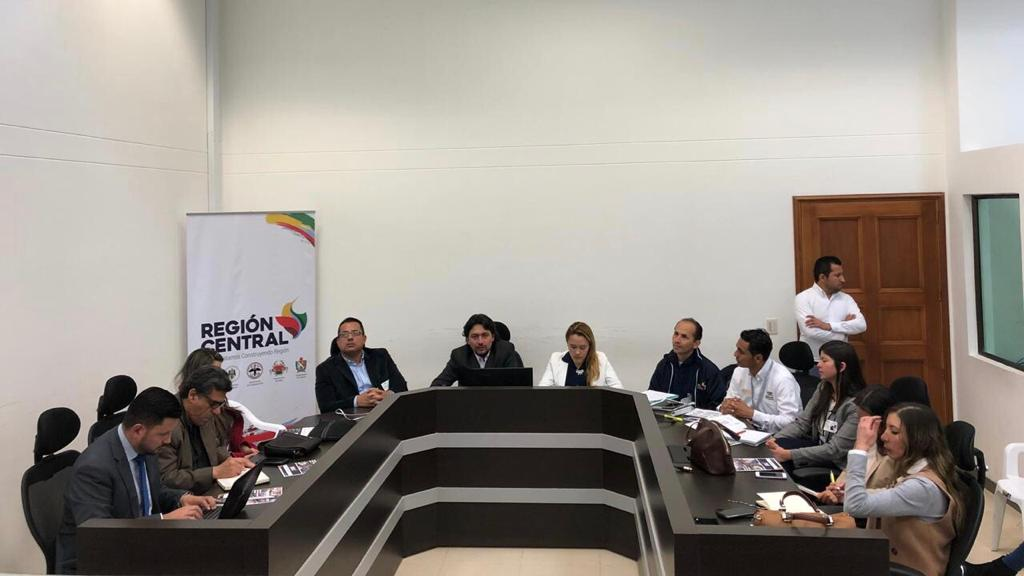 Región Central le apuesta a la internacionalización de sus territorios
