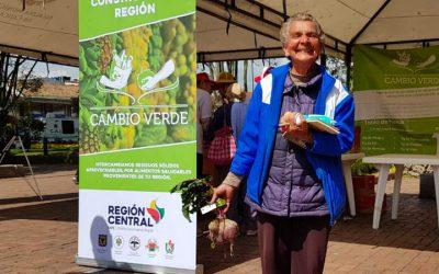 El 2 y 9 de Noviembre intercambio de residuos sólidos por alimentos