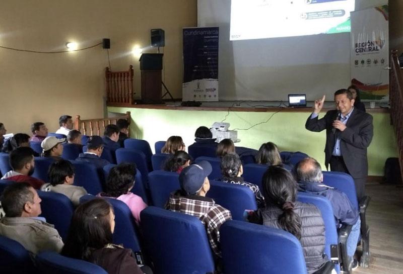 Acciones dirigidas a la conservación de los Páramos de la Región Central