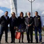 Experiencias exitosas de innovación en Suecia llegarán a la Región Central