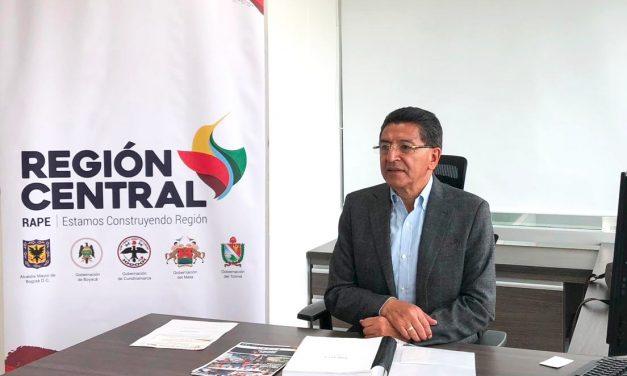 Fernando Flórez Espinosa, nuevo director de la RAPE Región Central