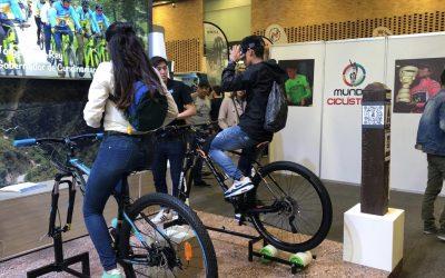 La sensación de BiciGo: recorrer la Región Central en realidad aumentada.