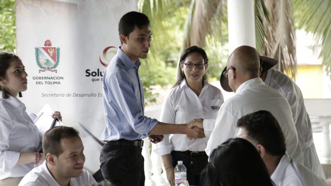 Productores del Tolima cerraron acuerdos por más de $260 millones
