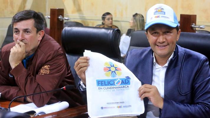 www.cundinamarca.gov.co – Cundinamarca es pionera en el enfoque de felicidad