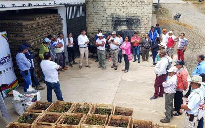Productores de frijol del Meta reciben incentivos por la protección de bosque