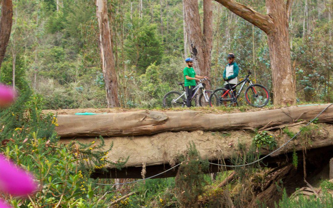 Conoce en Bici fascinantes ecosistemas productores de agua