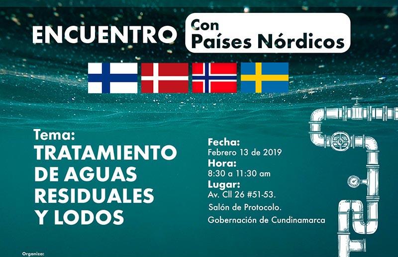 Países Nórdicos le apuestan al aprovechamiento y el cuidado del agua en el centro del país