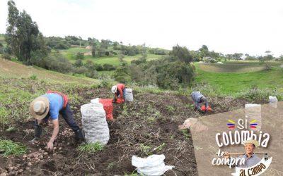 En Boyacá, productores rurales, harán sus aportes al proyecto de Ley de Compras Públicas