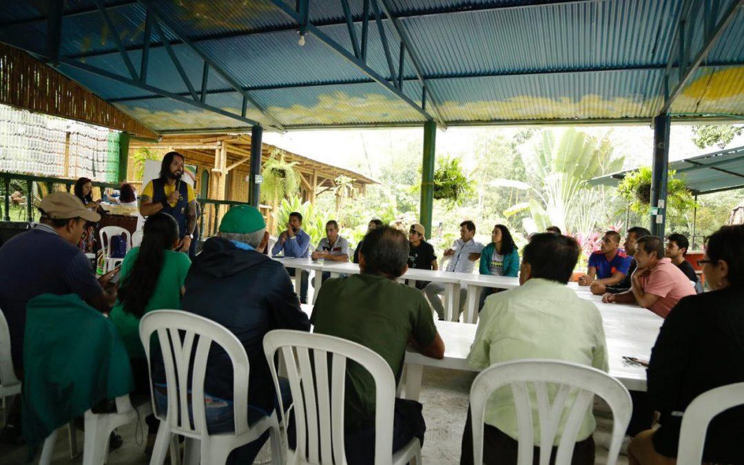 Los seis páramos que atraviesan Bogotá y Cundinamarca tendrán nuevos cuidadores