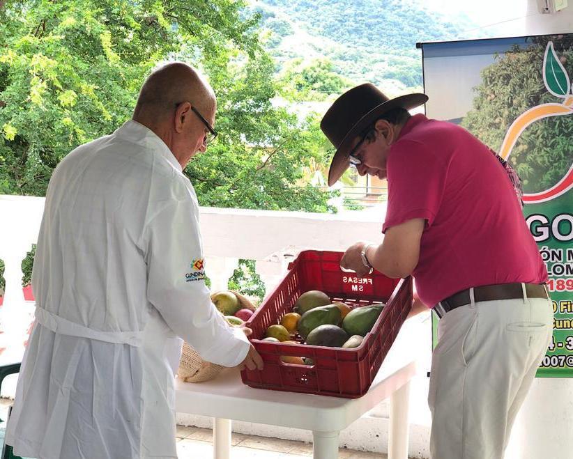 Formación dirigida a productores que deseen hacer parte de la compras públicas de alimentos