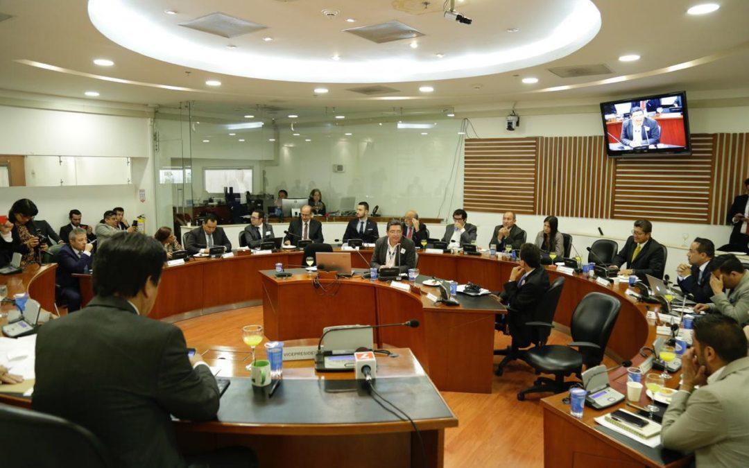 La Región Central RAPE solicitó tramitar el Proyecto de Ley de Compras Públicas de Alimentos