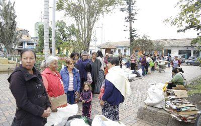 Con Cambio Verde se evitó que 99.650 kg de material reciclable llegará a los rellenos sanitarios