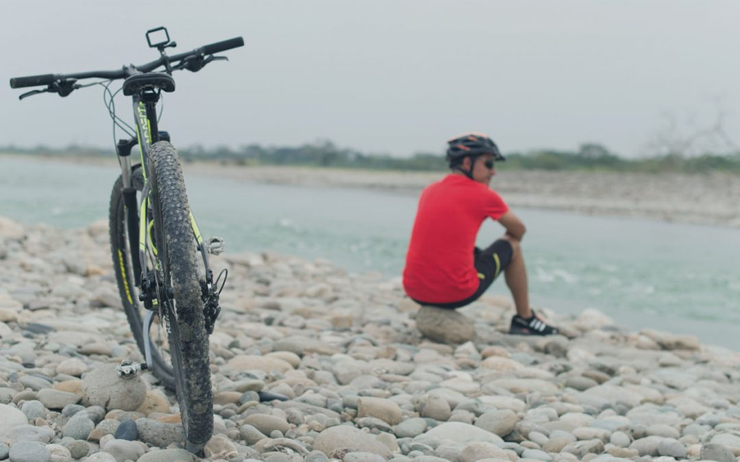 Recorre en bici la Ruta Sendas de Agua -Torrentes de Paz