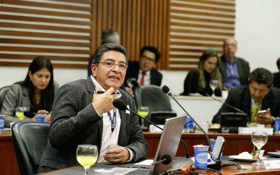 Llamado al Gobierno Nacional para que constituya una Mesa InterInstitucional que solucione el problema de la vía Bogotá – Villavicencio