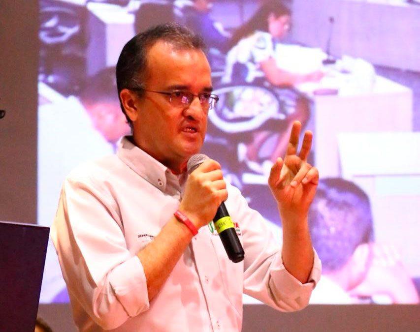 Nuevo presidente del Consejo Directivo de la RAPE Región Central