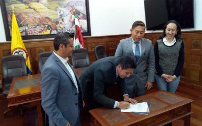 Plan de Abastecimiento Alimentario de la Región Central beneficiará cerca de 500 mil productores de Boyacá