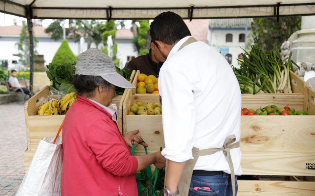En Boyacá, además de canastos se entregarán alimentos a cambio de material reciclable