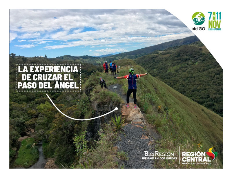 El Biciturismo, una tendencia que impulsa las economías rurales en Colombia.