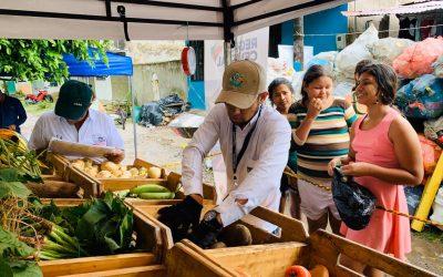 En Bogotá se entregarán alimentos a cambio de material reciclable