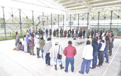 Comunidades y la RAP-E concretaron medidas para la protección del Páramo de Sumapaz