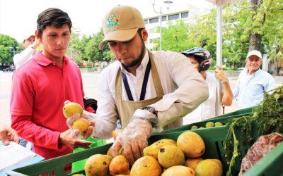 En Boyacá se entregarán alimentos saludables a cambio de material reciclable