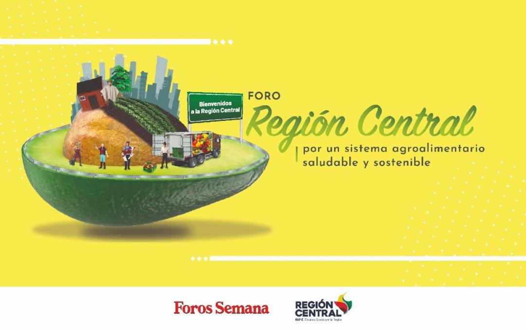 Alcaldesa de Bogotá y Gobernadores, electos, de la Región Central se unen por la seguridad alimentaria del centro del país.