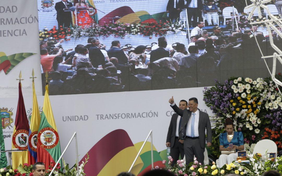 Ricardo Orozco Valero,  Gobernador del Tolima 2020-2023