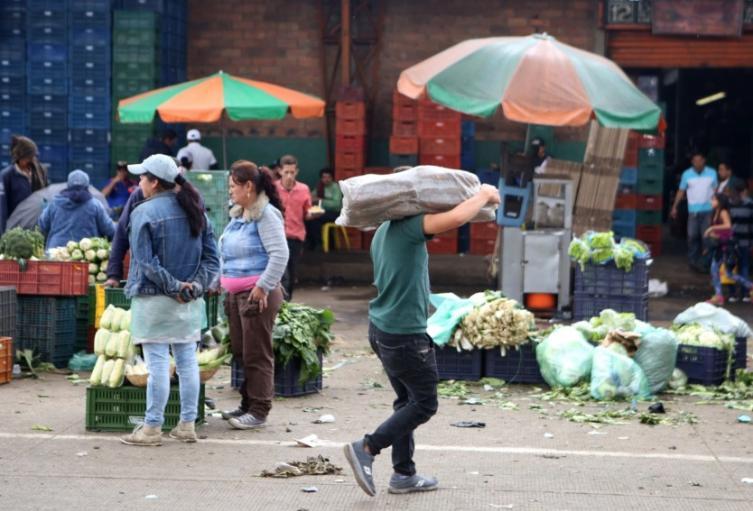 alertabogota.com-Según estudios, los bogotanos no se alimentan bien