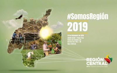 #SomosRegión RAP-E Región Central